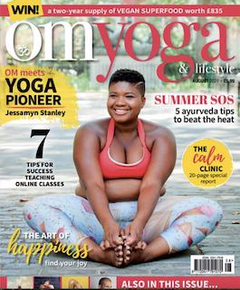 omyoga Magazine: Issue 120 -August 2021